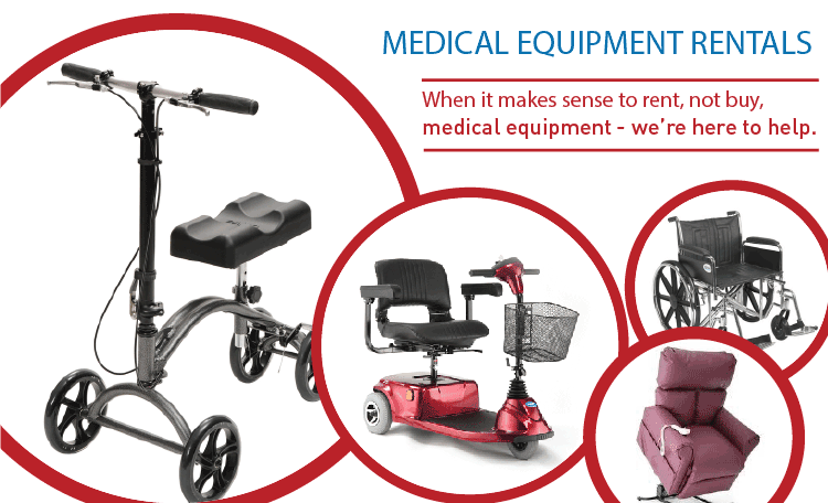 rent medical equipment