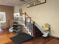 Showroom demo stair lift in Hermitage TN