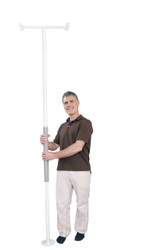Security Pole by Stander