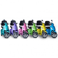 EW-85 Jellybean Collection 3 Wheel Mobility Scooter