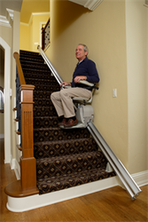 Elan Indoor Straight Stair Lift