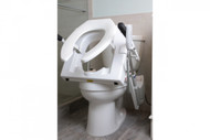 EZ ACCESS TILT™ Toilet Incline Lift ELONGATED Toilet