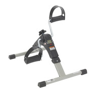Folding Exercise Peddler with Electronic Display - rtl10273