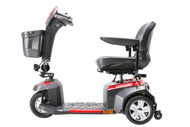 Ventura 3 Wheel Scooter with Folding Seat - ventura318fs