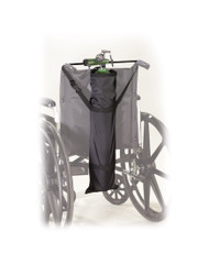 Wheelchair Carry Pouch for Oxygen Cylinders - stds6008-1