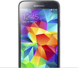 Samsung Galaxy S5 - No Case