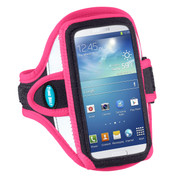 Sport Armband for Galaxy S4 / S3 - Reflective Pink - AB86RP