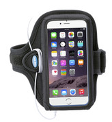 "Sport Armband for iPhone 6 Plus and iPhone 6s Plus (5.5"") - fits Large Case - AB92"