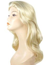 blond alice in wonderland wig straight long costume wigs