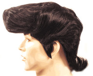 ducktail grease greaser frankie danny wig costume