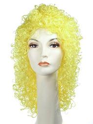 Yellow Clown Wig