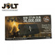 Jolt 36,000,000 Black Mini Stun Gun 5 Year Warranty