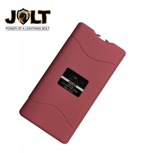 Powerful Pink 46,000,000 Stun Gun by Jolt