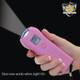 Pink 21 Million Volt Ladies Choice with Bright Flashlight