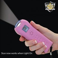 Pink 21 Million Volt Ladies Choice with Bright Flashlight