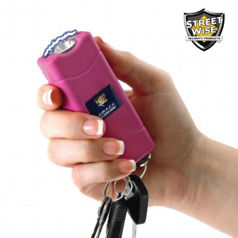 Pink Keychain 6 Million Volt Stunner by StreetWise