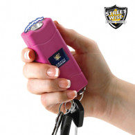Pink Keychain 6 Million Volt Stunner by StreetWise
