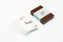 Blue Pig Playing Cards