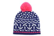 Congress Hall Whale Beanie