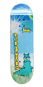 Homewood Alien Slug Graphic Deck