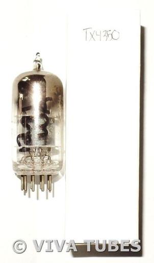 1956 Vintage Tung-Sol USA JTL-12AT7WA [ECC81] Gray Plate D Get Vacuum Tube 91%