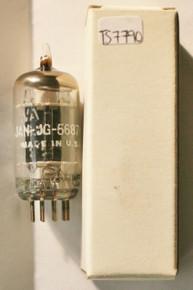 NOS NIB GE USA JAN-JG-5687WA Black Plate Top O GET S-Rods Vacuum Tube
