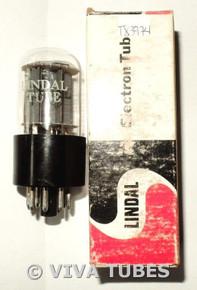 NOS NIB Lindal Tube USA 6EM7/6EA7 Gray Plate Side O Get Vacuum Tube 100+%