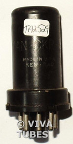 Ken-Rad USA VT-105 / JAN-CKR-6SC7 Metal Vacuum Tube 78/98%