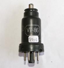 NOS Ken-Rad USA VT86/6K7 Metal Vacuum Tube 100%+