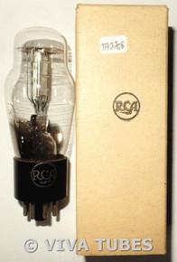 NOS NIB RCA USA 1H4G Silver Plate BTM [] Get Vacuum Tube 100%