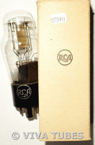 NOS NIB RCA USA 1H4G Silver Plate BTM [] Get Vacuum Tube 100+%