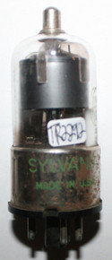 Sylvania USA 1N5GT Hickok Tested 1N5 53% Vacuum Tube