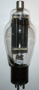 NOS Electronic Enterprises USA 3B27 Black Plate [] Tube
