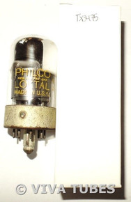 Philco / Sylvania USA 1LN5 Black Plate Top Get Vacuum Tube 66%