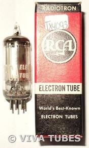 NOS NIB RCA USA 3Q4 [DL95] Zenith Transoceanic Vacuum Tube 100+%