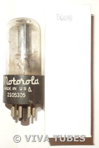 CBS-Hytron USA 12SN7GT 2 Rivet Bad Boy BTM [] Get Vacuum Tube 105/67%