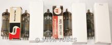 NOS NIB Matched Sleeve (5) Philips Amperex 27GB5/PL500 3 Mica Vacuum Tubes
