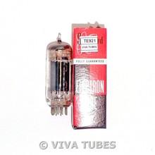 Vintage USA 13DE7 2 Black Plate Top O Get Vacuum Tube 78/93%