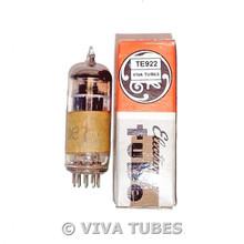 NOS Vintage USA 13DE7 2 Black Plate Top O Get Vacuum Tube 100+%