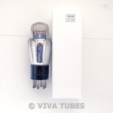 NOS Sylvania USA 25Z5 Black Plate Foil Get Engraved Base rtl Vacuum Tube 100+%