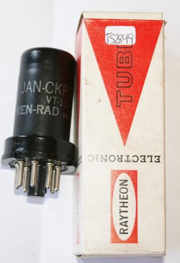 Ken-Rad USA JAN-CKR-6AC7 Metal Vacuum Tube 73%