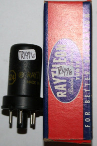 Raytheon USA 0Z4 Metal Tube Vacuum Tube