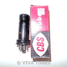 NOS NIB CBS-Hytron USA 6AG7 [6AK7] Metal Vacuum Tube 100+%