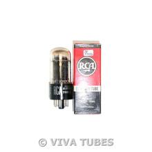 NOS NIB RCA USA 6BL7GTA 2 Black T Plate [] Get TALL Vacuum Tube 100+%