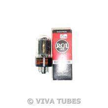 NOS NIB RCA USA 6BL7GTA 2 Black T Plate O Get Vacuum Tube 100+%