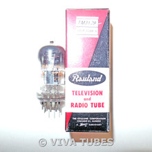 RCA USA 6BS8 = 6BQ7A / 6BZ7 Black Plate [] Get Vacuum Tube 98/88%