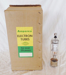 Extremely Rare NOS NIB Amperex France 872AX Vacuum Tube Industrial Type 872