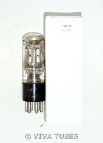 WEAK COLOR - TESTS BAD RCA Victor USA 6U5/6G5 Magic Eye Vacuum Tube