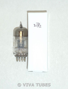 Sylvania USA JHS-12AT7WA [ECC81] 2 Grey Plate [] Get 3 Mica Vacuum Tube 88/84%