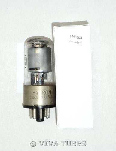 CBS-Hytron USA 6SK7GT Gray Smooth Plate Top [] Get Vacuum Tube 94%